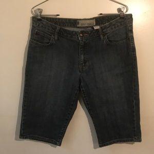 Gap Jeans Bermuda Shorts